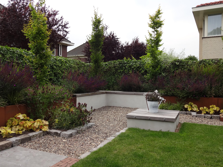 Voorbeeldtuinen Kleine Tuin : Voorbeeld tuinen hoveniersbedrijf krabbenborg